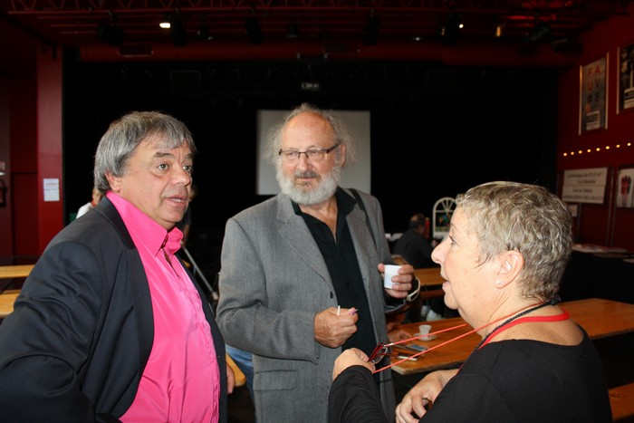 Jean-Paul Alègre, Gérard Levoyer, Béatrice Croquet