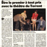 ARTICLE MESSAGER LE PREMIER CH